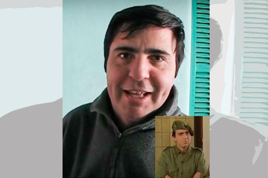 El actor argentino carlos russo muere a los 57 a os for Farandula argentina de hoy