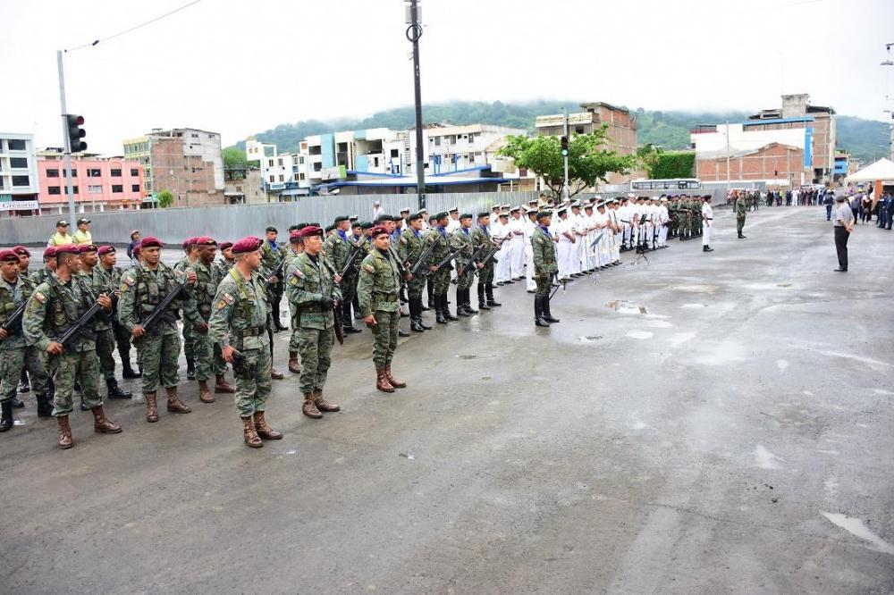 Diversas actividades se realizaron por los 482 años de Fundación de Portoviejo