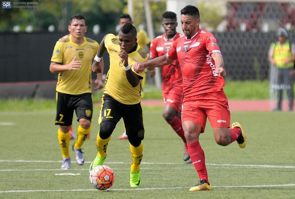 River Ecuador deja escapar el triunfo ante Fuerza Amarilla [1-1]
