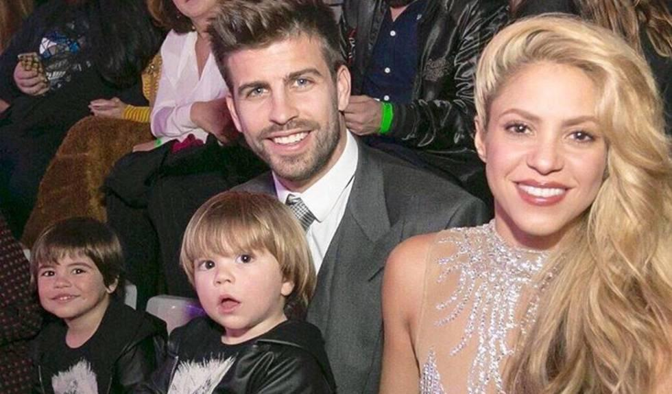 La familia Piqué-Mebarak podría tener un nuevo integrante