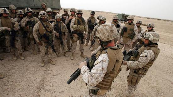 Trump dice que EE.UU. 'nunca' debió retirar sus tropas de Irak