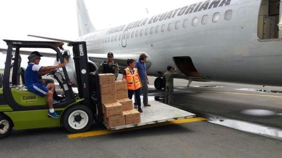 Perú recibe ayuda humanitaria de Ecuador, Colombia y Chile