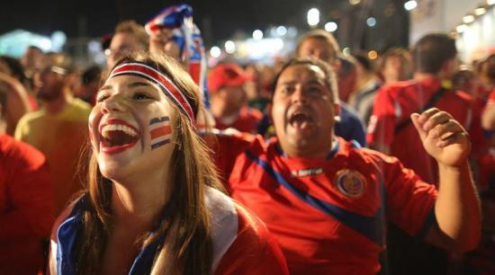 Costa Rica es el país latino 'más feliz', Ecuador está lejos del top