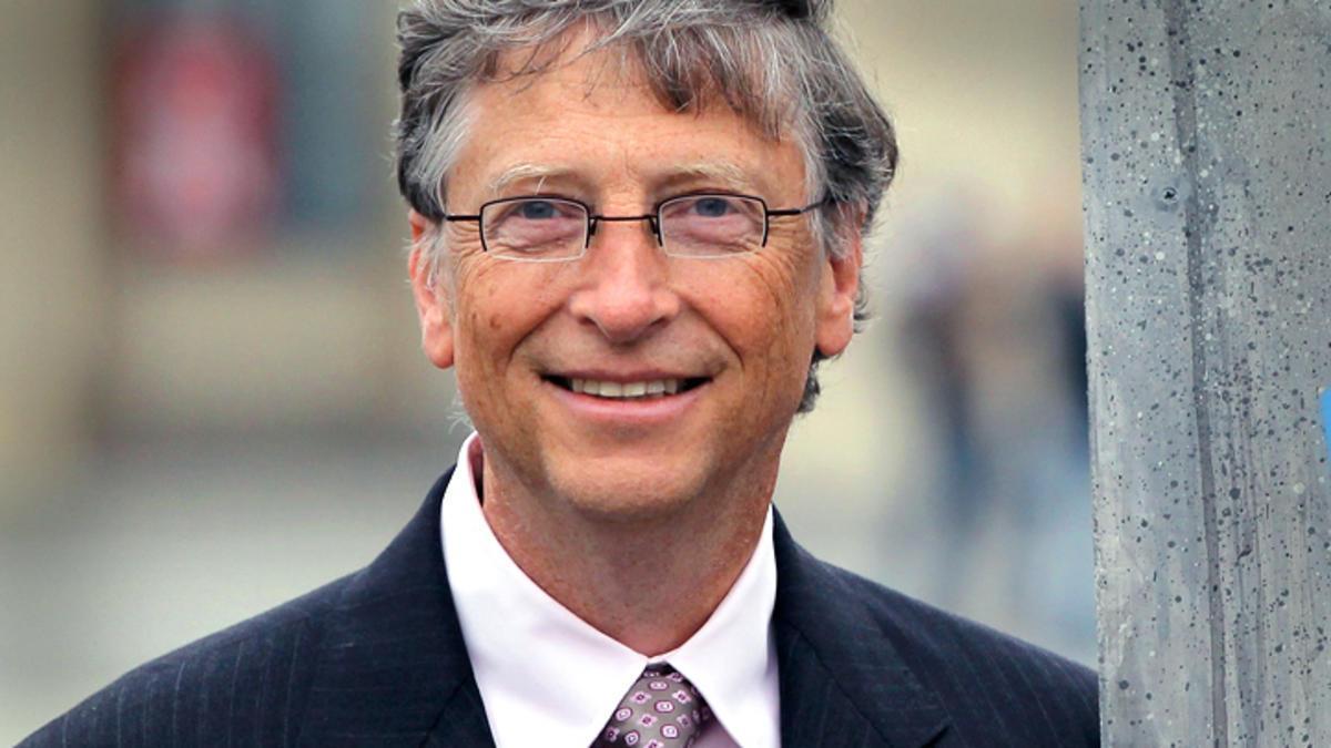 Bill Gates sigue encabezando la lista de personas más ricas del mundo
