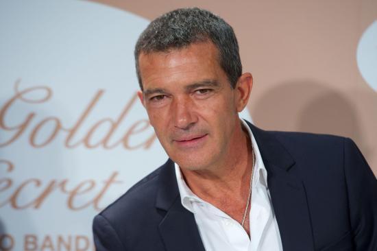 El actor Antonio Banderas es hospitalizado de emergencia