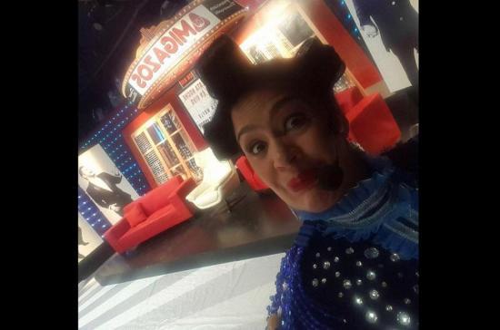'La Mofle' denuncia que su aparición en el programa 'Amigazos' fue censurada