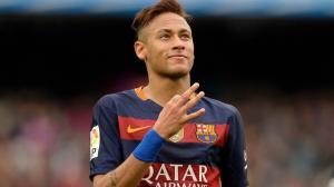 Neymar entrena con Brasil y completa tridente con Firmino y Coutinho en punta