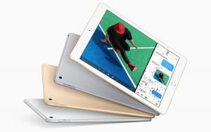 Apple actualiza su iPad de 9,7 pulgadas y baja su precio