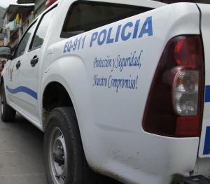 Falsos policías asaltan a una familia en Portoviejo