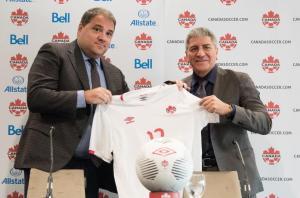 El ecuatoriano Octavio Zambrano debutó con un empate con la selección de Canadá