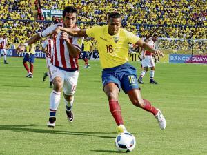 Paraguay vs Ecuador: La 'Tri' quiere cambiar la historia