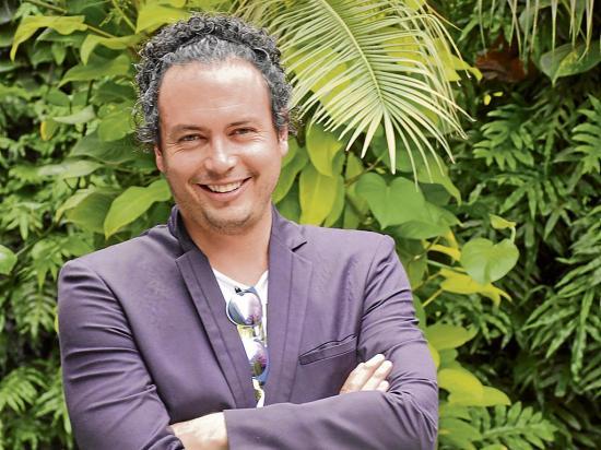 Fausto Miño quiere motivar a los manabitas