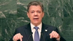 Santos dice que Maduro ordenó el retiro de las tropas venezolanas de Colombia
