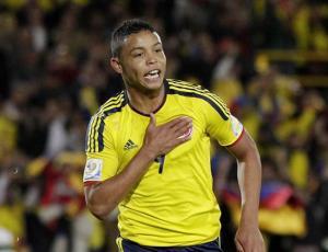 Muriel se descarta para jugar contra Ecuador por lesión muscular