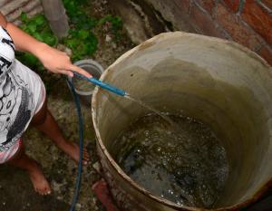 Se restablece el servicio de agua potable en el cantón Paján