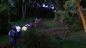 Buscan a dos turistas ecuatorianos perdidos en las islas Galápagos