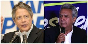 Confirman que Guillermo Lasso y Lenín Moreno mantendrán un 'diálogo' televisado