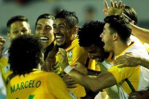 Brasil se toma el liderato tras golear a Uruguay [TABLA DE POSICIONES]