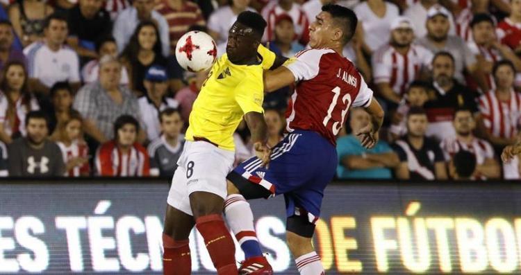 RUMBO A RUSIA 2018: Ecuador en zona de repechaje, Brasil muy cerca de la clasificación