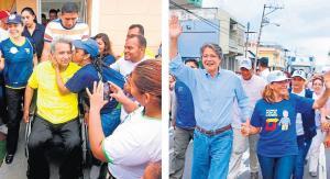 Suspenden el 'diálogo presidencial' entre Lasso y Moreno previsto para este domingo