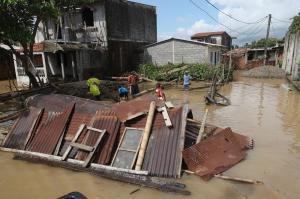 Babahoyo en emergencia por lluvias