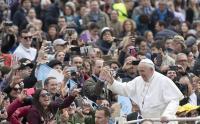 El papa Francisco almorzó con reclusas latinas en una cárcel de Milán