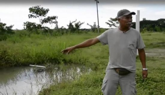 A UN AÑO DEL 16A: Denuncian la existencia de una presunta fosa común en Pedernales