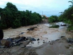 Montecristi: Habitantes de Río Bravo y Manantiales siguen incomunicados