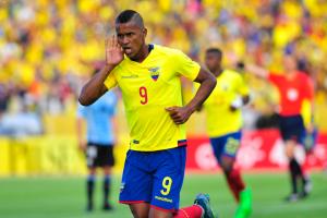 Fidel Martínez es baja en la Selección de Ecuador por lesión