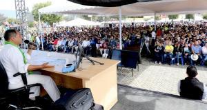 El próximo sábado no habrá sabatina, anunció Correa