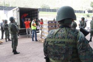 Cerca de 50.000 miembros de Fuerzas Armadas velaran por elecciones en Ecuador