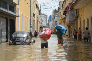 Nuevas inundaciones dejan 4 muertos y miles de damnificados en el norte de Perú