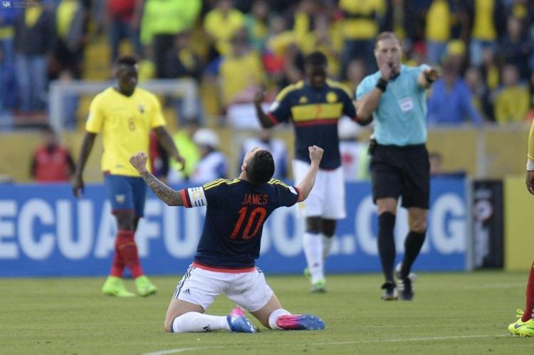 Resumen de la decimocuarta jornada de las eliminatorias sudamericanas