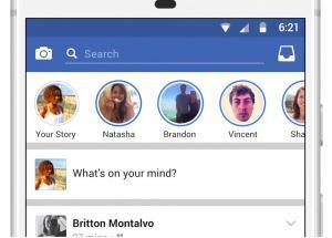 ¿Es Facebook una copia de Snapchat?