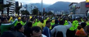 Observadores de la OEA piden evitar violencia en fin de campaña en Ecuador