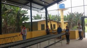 Inauguran centros de acopio