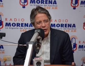 Lasso pide que presidente de la FEF que renuncie tras agresión en el Atahualpa