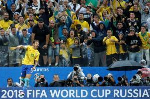Eliminatorias Sudamericanas: ¡Brasil ya tiene su boleto a Rusia 2018!