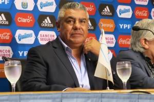 Claudio Tapia, presidente que llega a la AFA con una selección en crisis y sin Messi