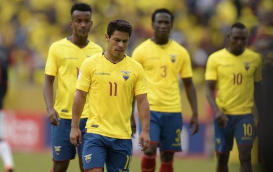 Eliminatorias Sudamericanas: El sueño mundialista se desvanece para Ecuador