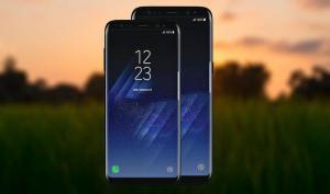 Samsung presenta el Galaxy S8, un celular con gran pantalla y asistente virtual