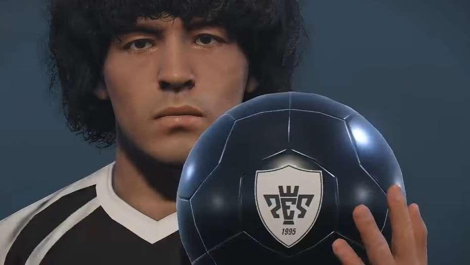 Maradona demandará a los creadores de un videojuego por usar su imagen