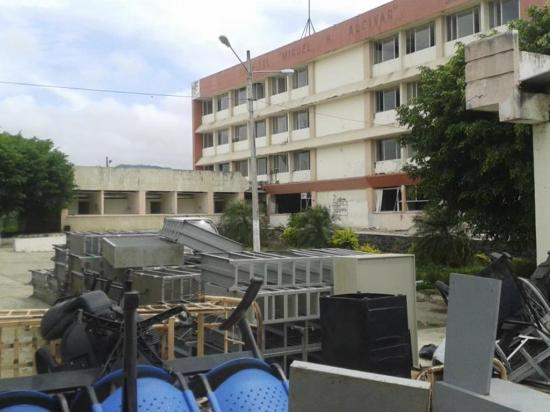 Luz verde para la demolición  del hospital