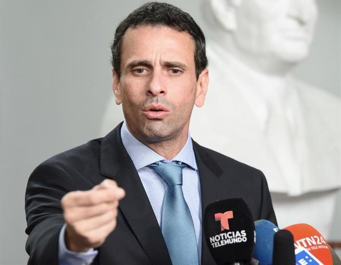 El Consejo de la OEA se reunirá para analizar crisis en Venezuela, anuncia Capriles