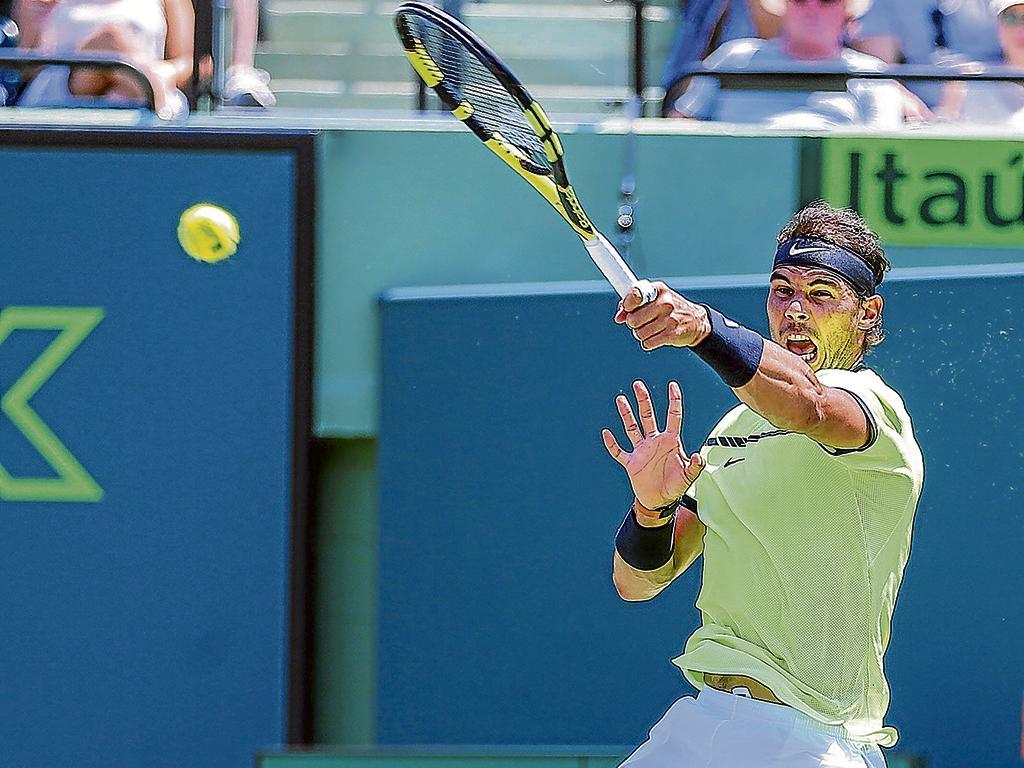 Federer-Nadal,  una final para  no perdérsela