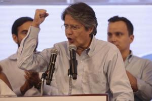 Guillermo Lasso: 'No caigamos en la provocación'