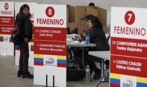 Casi el 44 por ciento de los ecuatorianos en España cumplieron con la jornada electoral