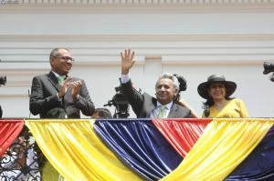 Presidentes de varios países felicitan a Lenín Moreno por el triunfo