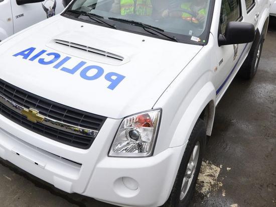 Una bomba molotov explotó en los exteriores del Gobierno Provincial