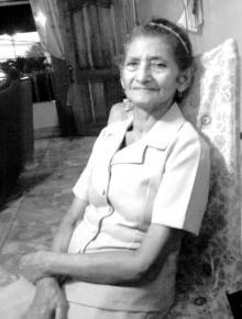SEPELIO BERTHA MARIA BRIONES NAVARRETE